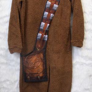 Chewbacca Mens Small Onsies